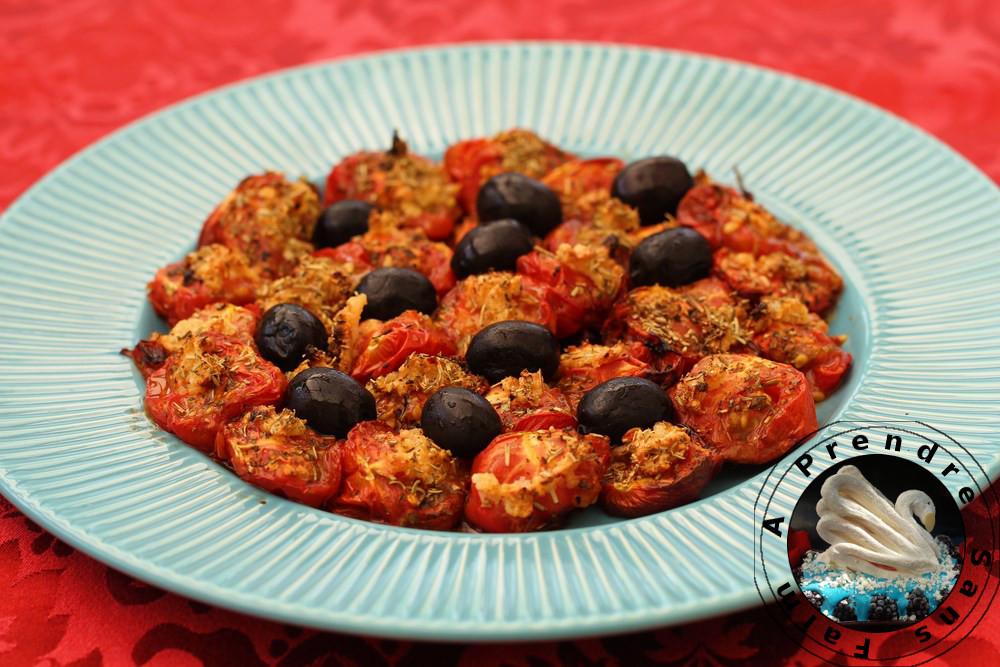 Tomates à la provençale (pas à pas en photos)