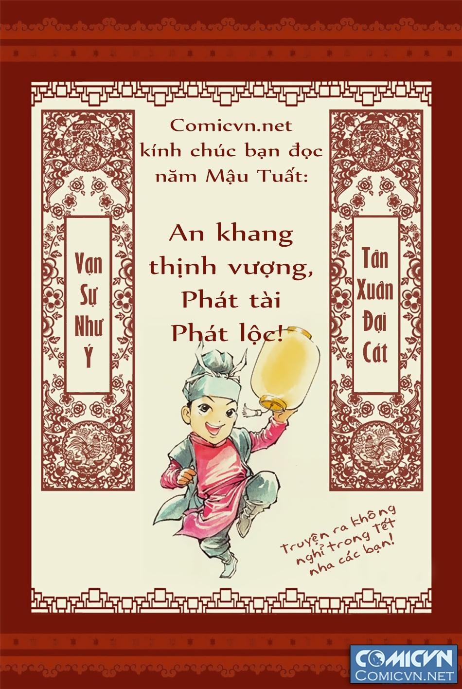 Chung Quỳ Truyền Kỳ Chap 38 - Next Chap 39