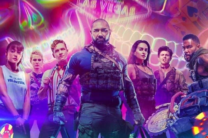 Зомби-хоррор «Армия мертвецов» в выходные стал самым популярным проектом Netflix