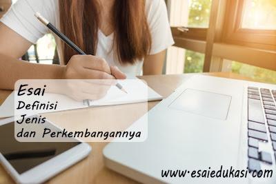 menulis esay / apa itu esay? / www.esaiedukasi.com