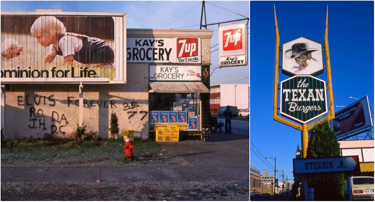 30 Amazing Photos Capture Billboards of Vancouver in the 1970s