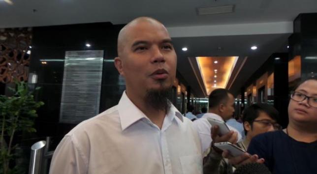 Bawa Bukti Baru, Relawan Jokowi Yakin Kasus Ahmad Dhani Akan Diproses