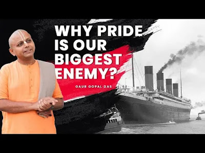 Why Pride Is Our Biggest Enemy?