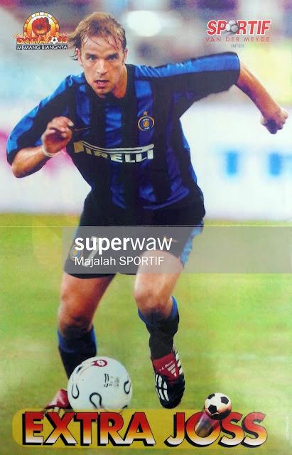 Van Der Meyde Inter Milan