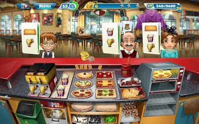 Cooking Fever v1.6.0 mod apk-screenshot-4