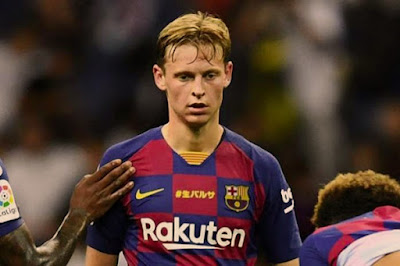 Frenkie de Jong has to adapt to Barca's style of football - Busquets