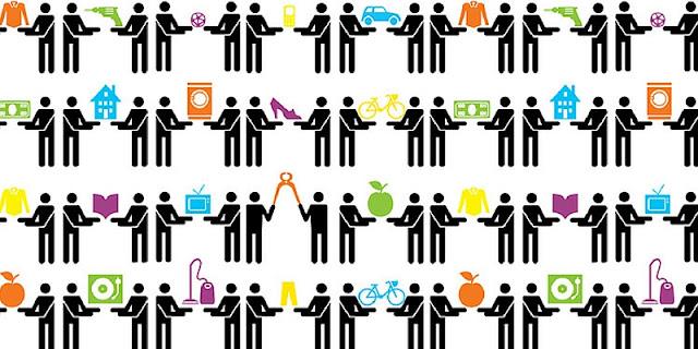 Economia do compartilhamento