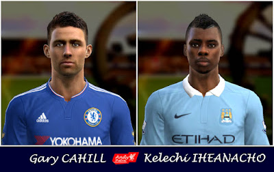 PES 2013 Mini Facepack by andyputra