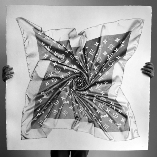 18-Heroes-Foulard-Alessandro-Paglia-Photo-Like-Black-and-White-Drawings-www-designstack-co