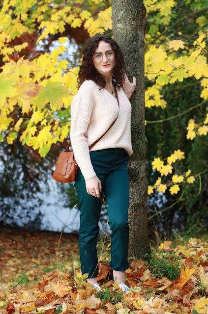 look-automne-pantalon-slim-bleu