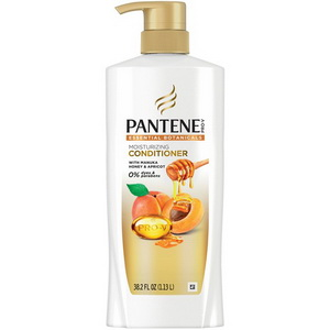 Dầu Xả Mượt Tóc Mật Ong Quả Mơ Pantene Pro-V Honey Apricot Xách Tay Mỹ