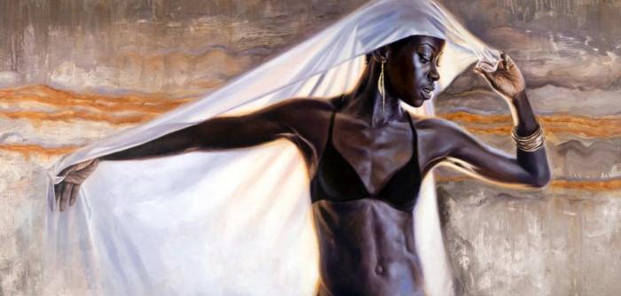 Красота живописи. Sara Golish 17