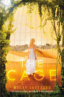 The Cage by Megan Shepherd book cover and review