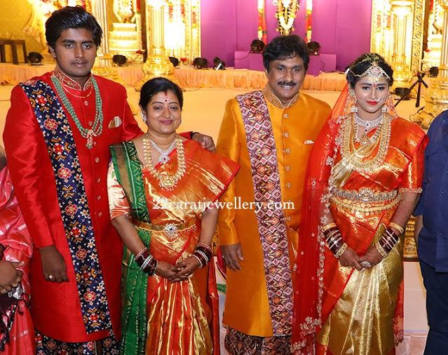 Raghu Kunche Daughter Wedding