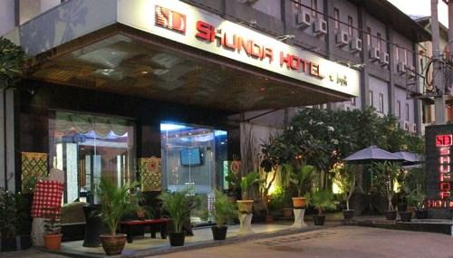 Shunda Hotel (hotel dekat wisata bali)