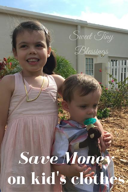 Saving Money On Children's Clothing