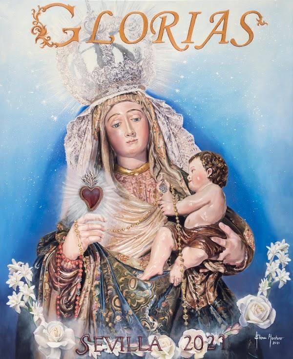 Presentado el cartel de las Glorias de Sevilla 2021
