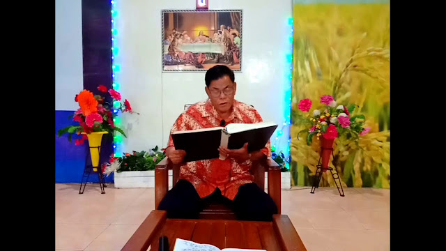 Pdt. Dr (HC) Martinus Cion, S.Th