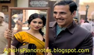Naino Ne Baandhi Sargam Piano notes from Gold