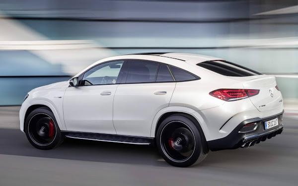 Mercedes-AMG GLE 63 S 4MATIC+ Coupé chega ao Brasil: preço R$ 1.184.900
