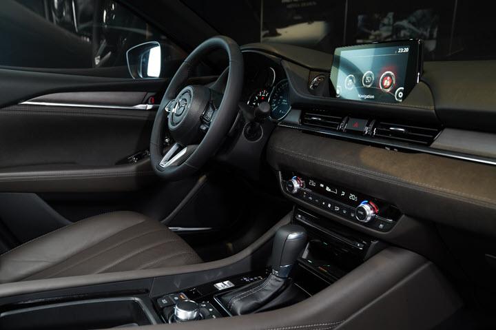 New Mazda6 – Công nghệ kiến tạo phong cách