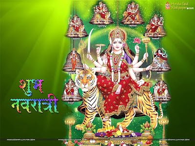 Navratri God Wallpaper