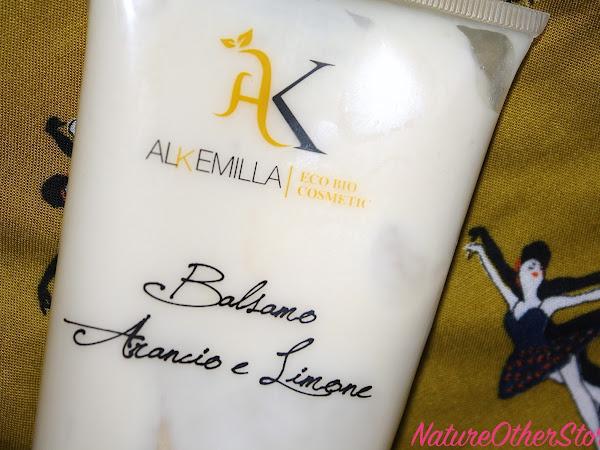 Balsamo Arancio & Limone di Alkemilla