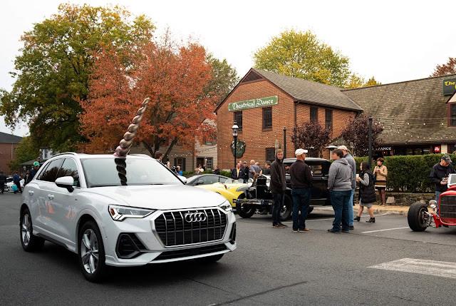 Audi apresenta o Q3 Qnicorn para o Halloween