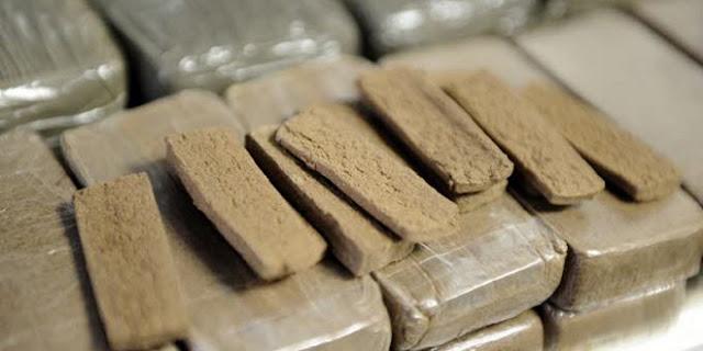 جبها: فشل محاولة تهريب المخدرات