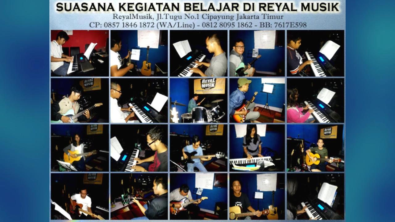 Keuntungan Ikut Kursus Les Reyal Musik Jakarta Gitar
