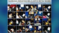 Tempat Belajar Gitar, Piano Keyboard, Bass, Drum Di Jakarta