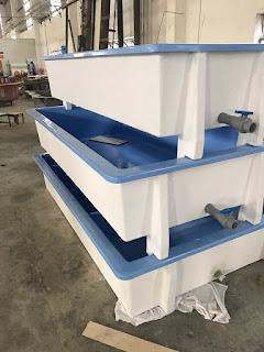 bể nuôi trồng thủy sản composite