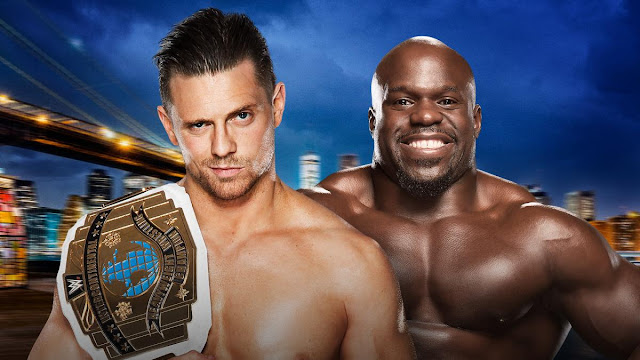 SummerSlam 2016, SummerSlam 2016 News, Summerslam Live Stream, Summerslam Matches, WWE SummerSlam 2016, WWE SummerSlam Live Stream, MIZ Vs Apollo Crews