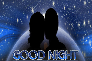 Good night couple photos, GN image, GN wallpaper