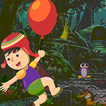 Games4King Falling Boy Rescue