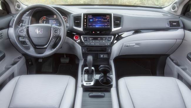 2018 Honda Ridgeline Redesign, Rumors