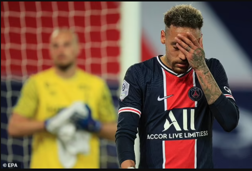 Neymar's mansion in France broken into by man 'clutching bibles' and claiming to be 'spreading the word of God'