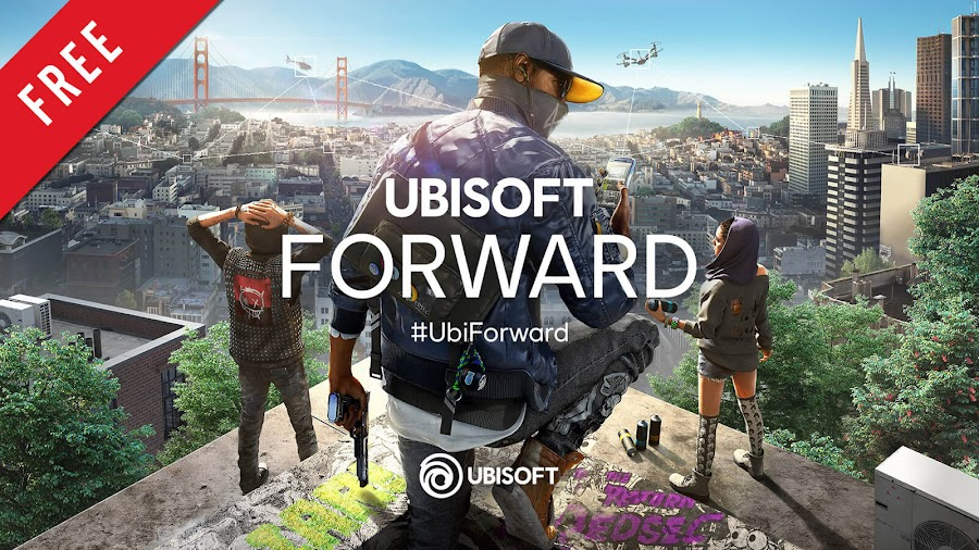 watch dogs 2 free ubi forward event free pc game ubisoft store action adventure uplay july 12