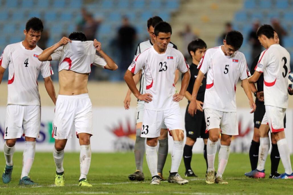 منتخب كوريا الشمالية ينسحب رسميا من تصفيات كاس العالم قطر2022