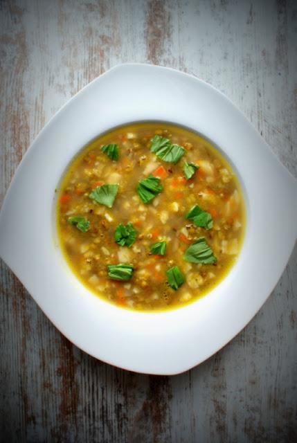 Symbio,fasola mung,zdrowa zupa,zdrowie,wegetarianizm,vege,