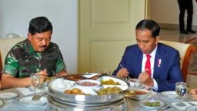 FPI Sebut Jokowi yang Kerahkan TNI untuk Copot Baliho HRS