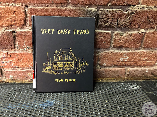 Comic Review of Deep Dark Fears by Fran Krause