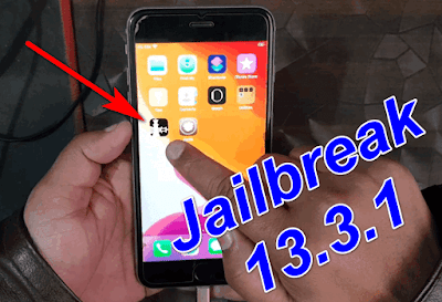 Jailbreak ios 13.3.1 for iPhone-iPad & iPod with checkra1n Tool.