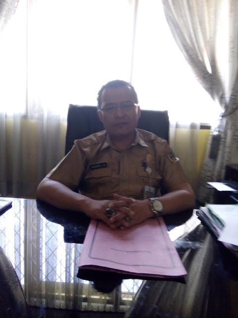 Terkait pegawai kontrak ini kata kepala BKD Kabupaten Kerinci.