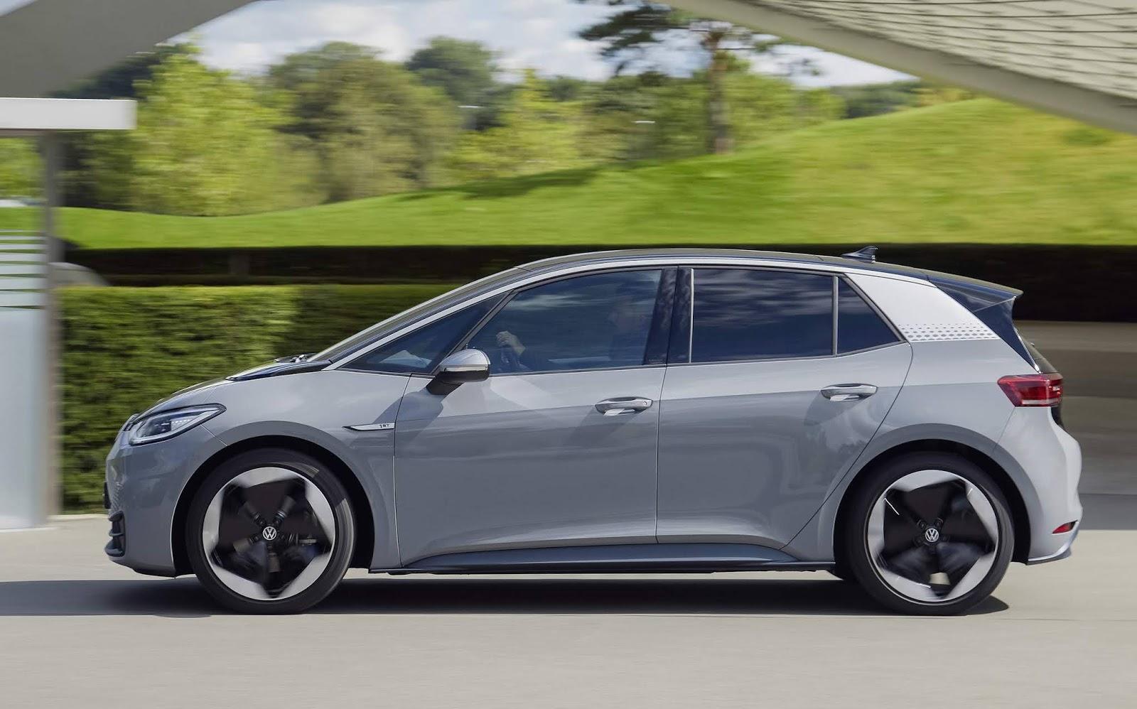 Volkswagen e Tesla devem produzir o carro elétrico da Apple