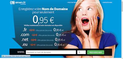 الحصول على دومين .com net info بسعر 0.99 سنت