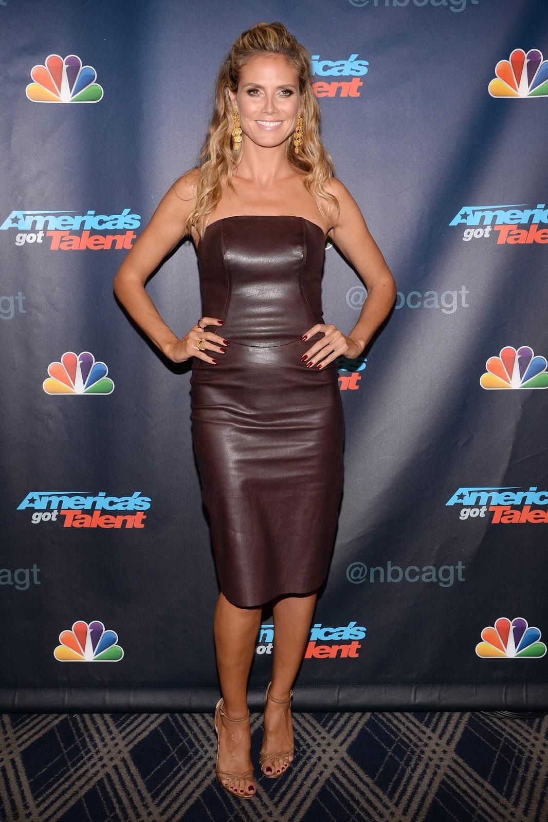 America S Best Lifechangers: Leather Dress, At America's Got