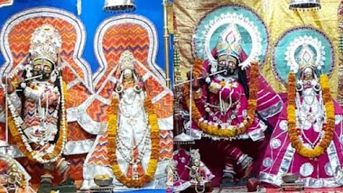 गोपीनाथजी मंदिर श्रीमाधोपुर सीकर