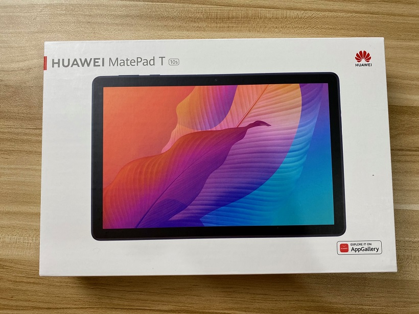 Huawei MatePad T 10s Unboxing