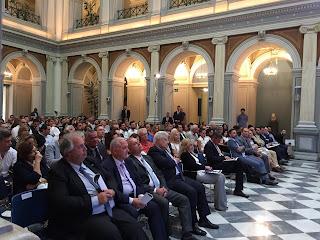 Ομιλία Υπουργού Αγροτικής Ανάπτυξης  Βαγγέλη Αποστόλου στην εκδήλωση της Εθνικής Τράπεζας με θέμα «Όλη η Ελλάδα σε ένα τραπέζι»